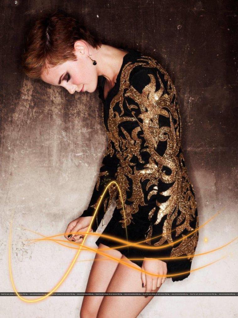 Quelques photoshoot d'Emma datant de 2010 mais tout de même magnifique <3