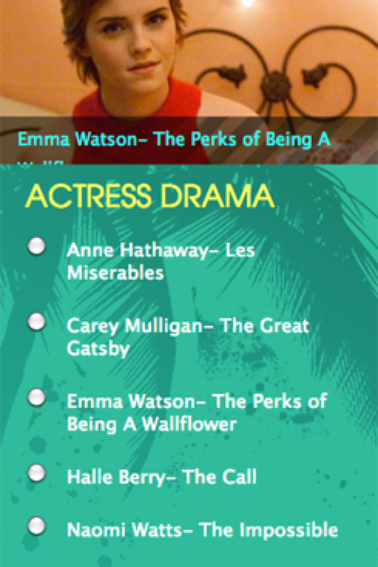 23.05.13->Coucou Une vidéo d'Emma + des photos + Teen Choice 2013+Infos :)