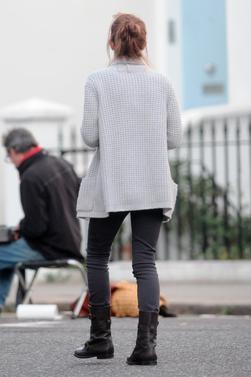 le 27/10/13->Emma est a Londres!