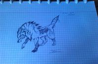 Voici quelques dessins que j'ai fais ces derniers temps :P Il y avait bien longtemps :$
