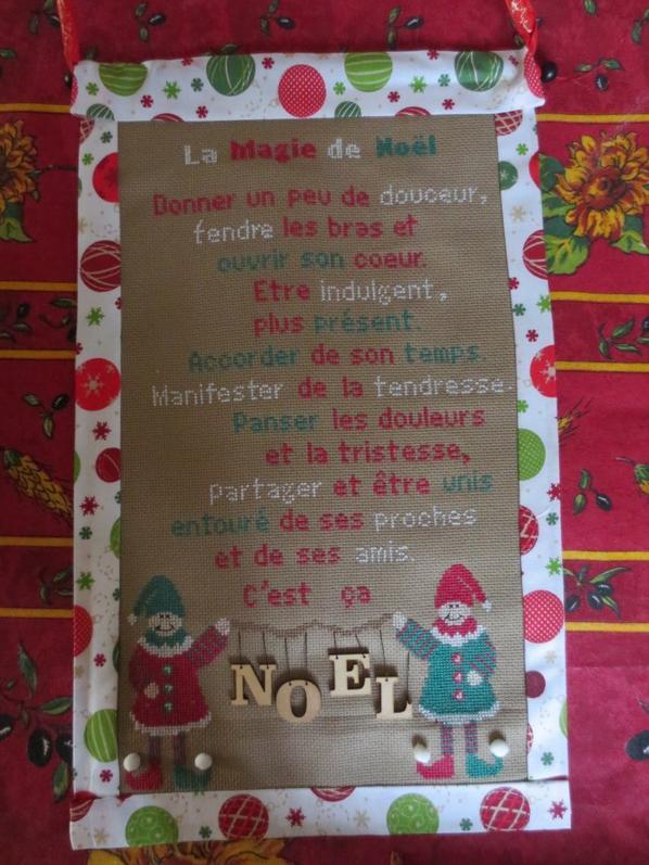 Echange de Noel
