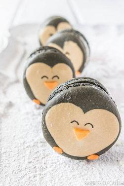 Surprenants macarons (www.750g.com)