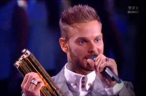 NRJ Music Awards 2013! Matt recevant son 9eme prix!! #C