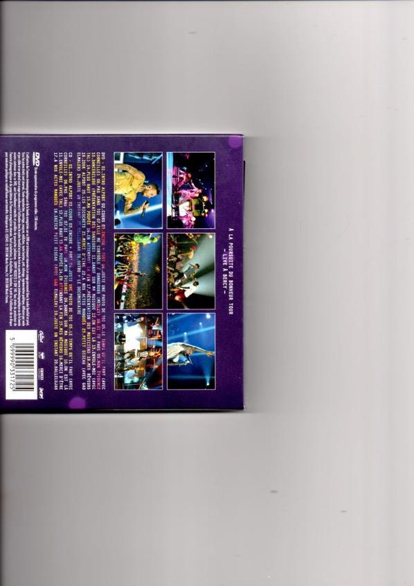 Le DVD de MPokora je l'ai!!!! <3<3<3 #C