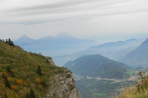 promenade en montagne...