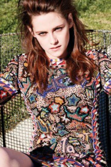 Photoshoot Outtakes de Kristen Stewart pour Marie Claire US 2014 maintenant en HQ