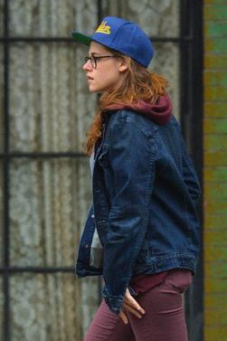 Nouvelles photos de Kristen Stewart à New York ( 19 Mars 2014 )