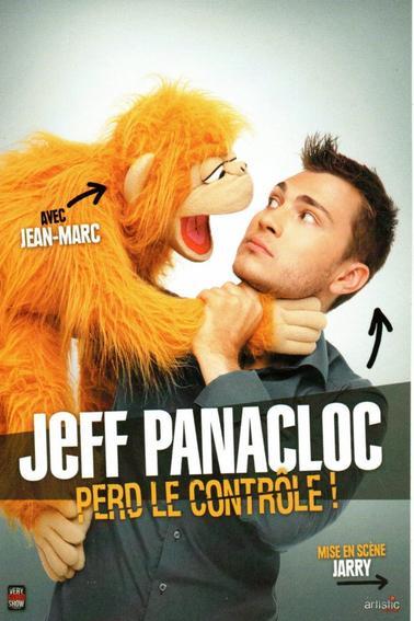 dédicace de Jeff Panacloc et Jean Marc