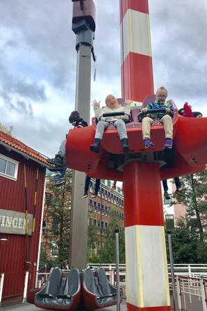 Sista Lisebergsbesöket