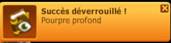 Obtention Dofus Pourpre