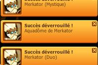 Merkator Full succes