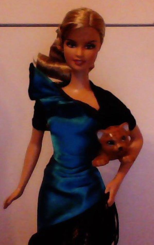 Photos de ma Barbie Argentine