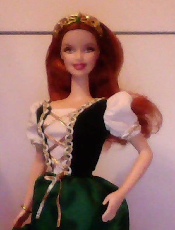 Photos de ma Barbie Irlande