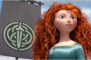 Disney : Rebelle