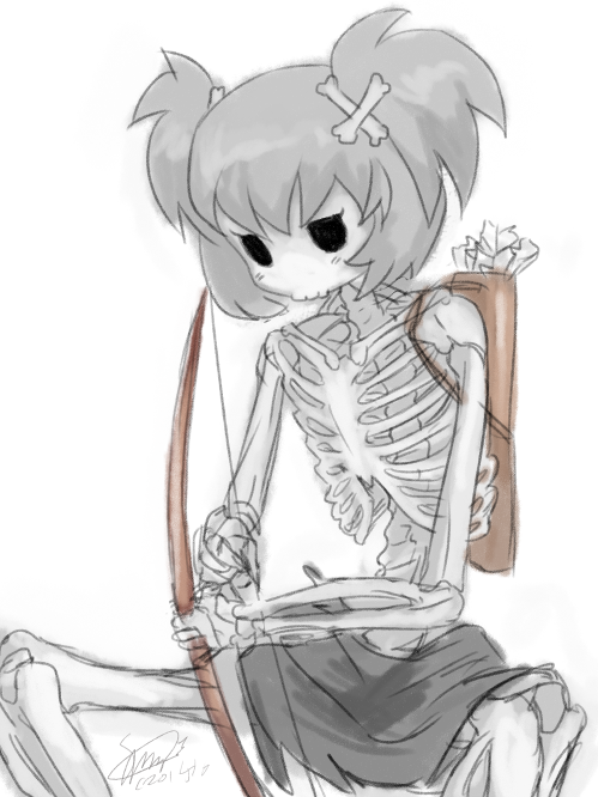 Skeleton Squelette