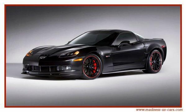 Corvette Z06 2012