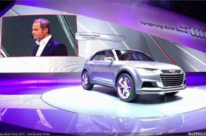 Concept Audi Coupe Crosslane
