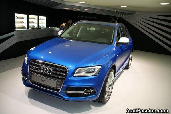SQ5 Audi exclusive concept