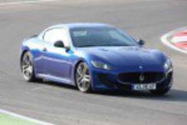 Une nouvelle Maserati au Mondial de Paris