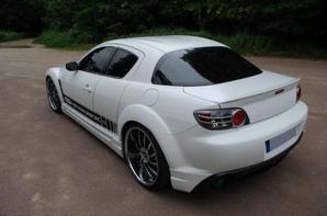 Tuner de la Semaine : Maxime et sa Mazda RX8 !