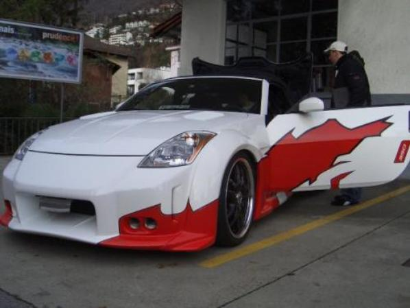 Tuner de la Semaine : Nissan 350Z Veilside Cabriolet
