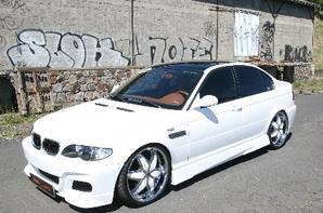 Tuner de la Semaine : Grégory & sa BMW E46