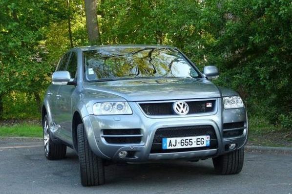 Tuner de la Semaine : Armand et son Volkswagen Touareg, ça Décoiffe