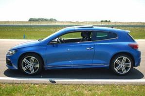 Essai Volkswagen Scirocco R : une Étoile est Née