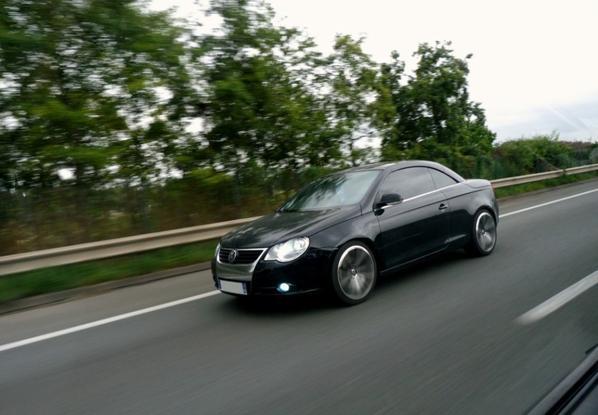 Tuner de la semaine : Olivier et sa Volkswagen Eos