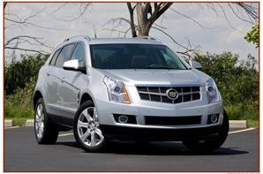 Cadillac SRX Luxury 4x4 2012