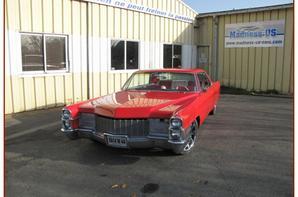 Cadillac De Ville Coupé 1965