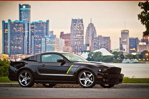 Mustang Roush RS3 2012
