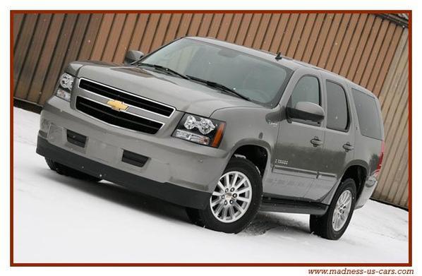 Chevrolet Tahoe Hybride 2011