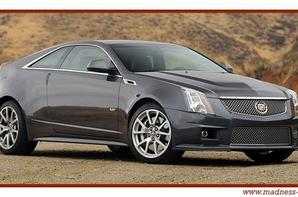 Cadillac CTS-V Coupé 2012