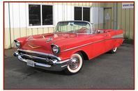 Chevrolet Bel Air Cabriolet 1957