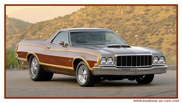 Bad Ranchero, un Ford Ranchero 1975 démoniaque