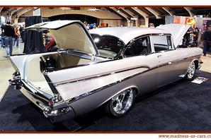 57 Sleeper, une Chevrolet Bel Air 1957 démentielle
