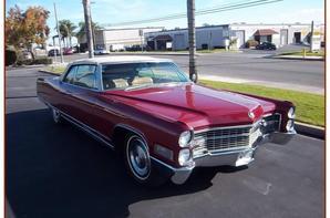 Cadillac Eldorado Cabriolet 1966