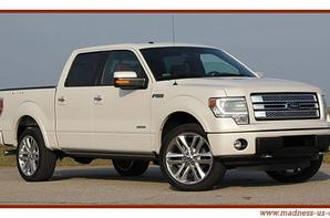 Ford F150 Limited 2013