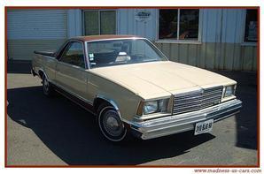 GMC Caballero 1979
