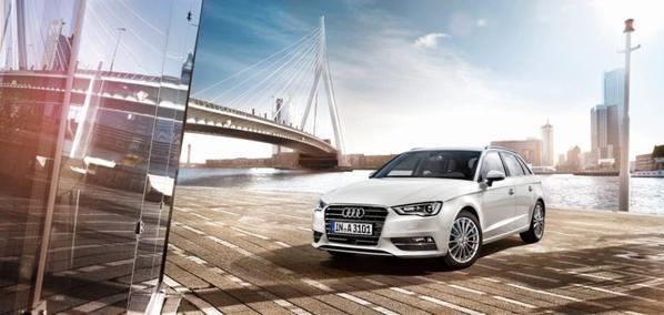 Audi A3 Sportback.