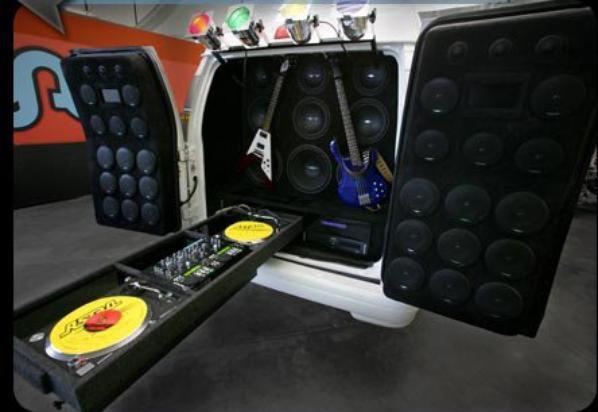 Remix Van