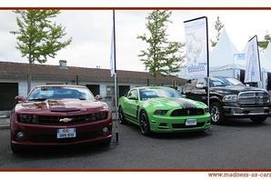 des voitures americaine