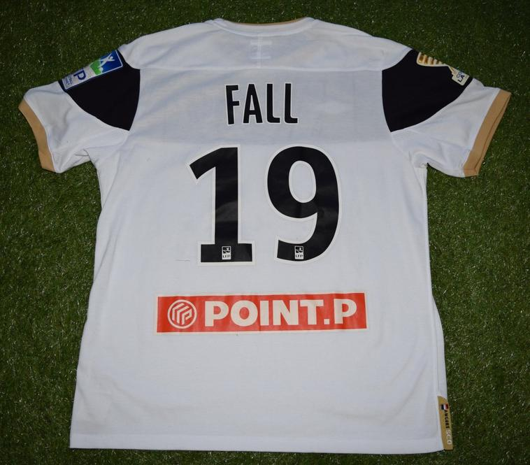Maillot Coupe de la Ligue 2012-2013 de Matar Fall