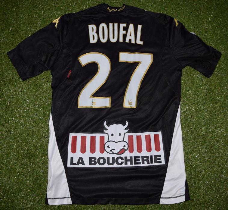 Maillot Domicile 2014-2015 de Sofiane Boufal