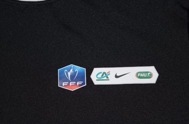 Maillot d'échauffement collector 2016-2017 FINALE de Coupe de France