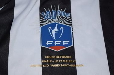 Maillot Coupe de France FINALE 2016-2017 de Cheikh Ndoye