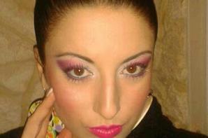Make up, Hair, Modèle, Photo by moi