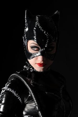 La Veuve Noire VS Catwoman