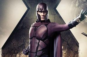 Magneto VS Professeur X